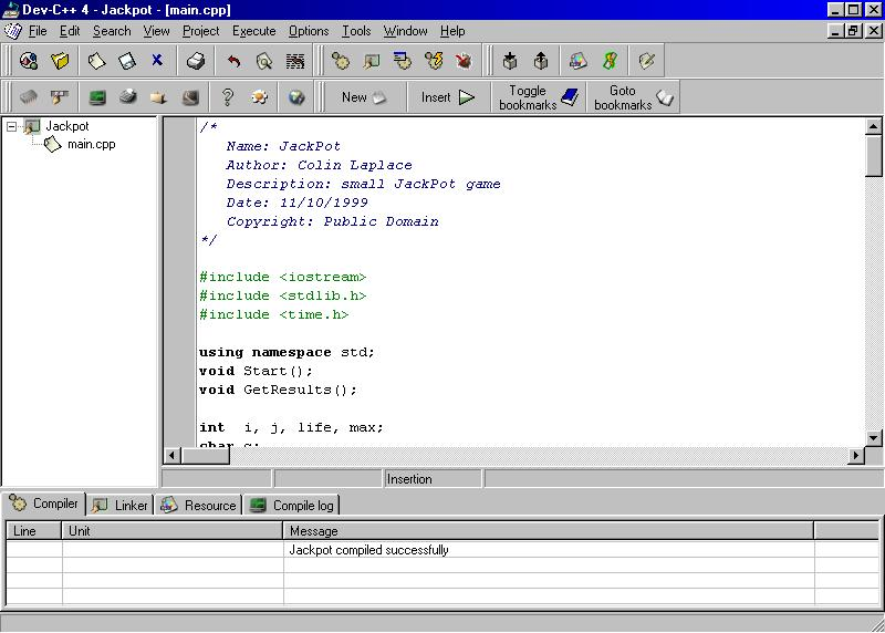 ecma c++  free software